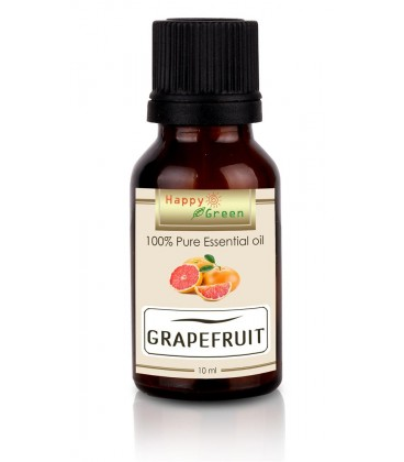 Happy Green Grapefruit Essential Oil (10 ml) - Minyak Jeruk Bali