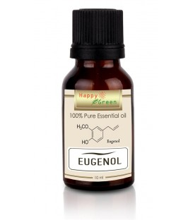 Happy Green Eugenol 99.9% USP Oil - Minyak Eugenol