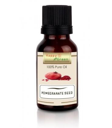 Happy Green Pomegranate Seed Oil (10ml) -Minyak Biji Delima Murni 100%