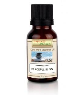 Happy Green Peaceful Bliss Essential Oil 10 ml - Minyak u/ Ketenangan