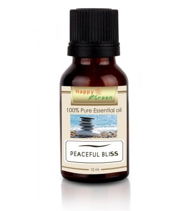 Happy Green Peaceful Bliss Essential Oil 10 ml - Minyak u/ Ketenangan
