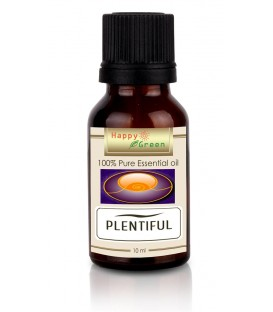 Happy Green Plentiful Essential Oil 10 ml - Menambah Ketenangan Hidup