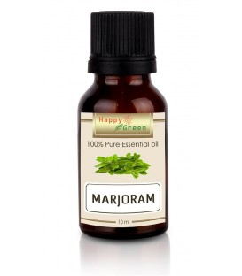 Happy Green Marjoram Essential Oil 10 ml