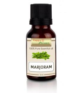 Happy Green Marjoram Essential Oil 10 ml