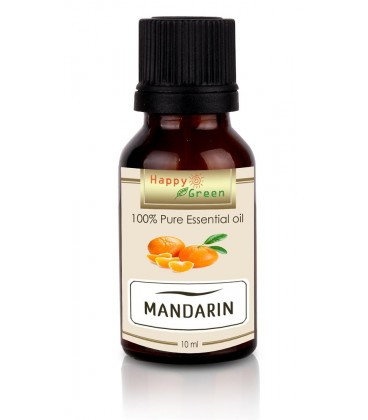 Happy Green Mandarin Essential Oil ( Minyak Jeruk Mandarin )