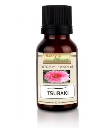 HAPPY GREEN Camellia Seed Oil 10 ml - Minyak Tsubaki Cosmetic Grade
