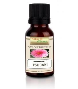 Happy Green Camellia Seed Oil 30 ml - Minyak Tsubaki