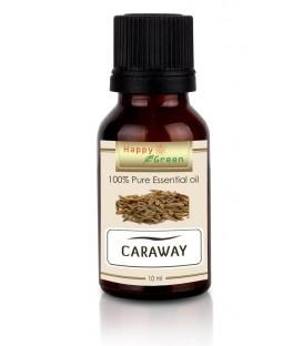 Happy Green Caraway Essential Oil (10 ml) - Minyak Jintan