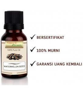 Happy Green Watermelon Seed Oil - Minyak Biji Semangka