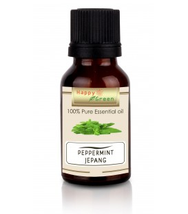 Happy Green Japanese Peppermint Essential Oil - Peppermint jepang