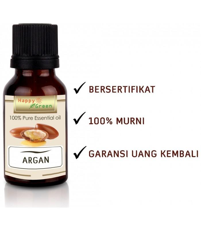 Happy Green Argan Oil ( Minyak Argan )