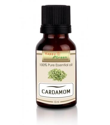 Happy Green Cardamom Essential Oil ( Minyak Kapulaga)
