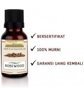Happy Green Rosewood Essential Oil - Minyak Kayu Rosewood