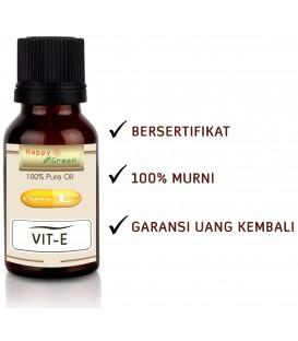 Happy Green Natural Vitamin E Oil