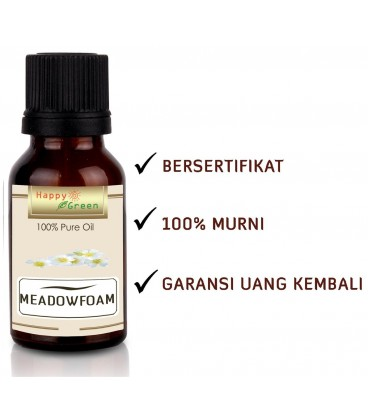 Happy Green Meadowfoam Oil - Minyak Meadowfoam