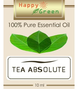 Happy Green Tea Absolute (10ml) - Minyak Absolute Teh
