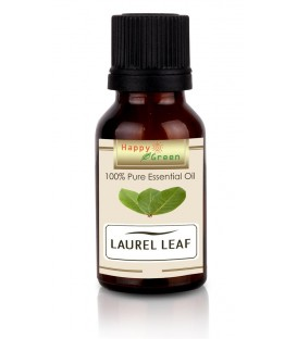 Happy Green Laurel Leaf Essential Oil - Minyak Daun Laurel