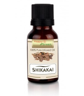 Happy Green Cape Shikakai Oil - Minyak Acacia Concinna Natural