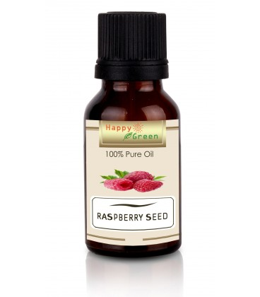 Happy Green Red Raspberry Seed Oil - Minyak Biji VirginRaspber