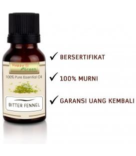 Happy Green Fennel Bitter Essential Oil - Minyak Adas Pahit