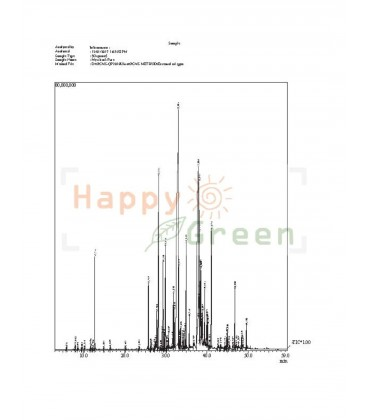 Happy Green Myrrh Essential Oil (10 ml) - Minyak Essensial Mur Cair