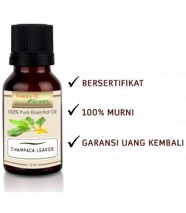 Happy Green Champaca Leaves Essential Oil - Minyak Daun Cempaka