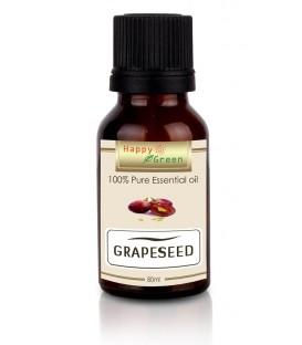 Happy Green GrapeSeed Oil (80 ml) - Minyak biji Anggur
