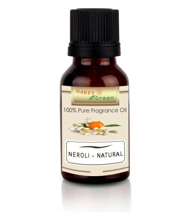 Happy Green Neroli Natural Fragrance Oil - Minyak parfum Neroli