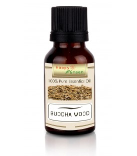 Happy Green Buddhawood Essential Oil - Minyak Kayu Buddha