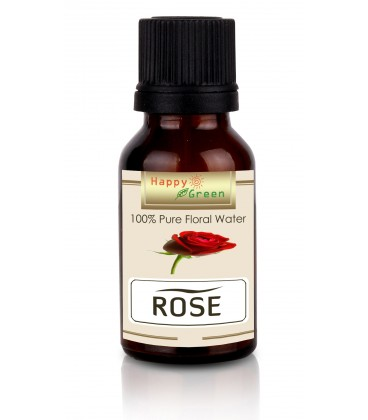 Happy Green Premium Rose Damascena Floral Water - Hydrosol Mawar Bulgaria