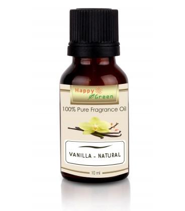 Happy Green Vanilla Premium Fragrance Oil NATURAL - Fragrance Panili