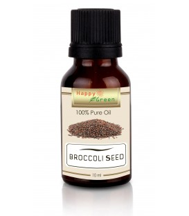 Happy Green Broccoli Seed Oil - Minyak Biji Brokoli Murni