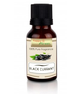 Happy Green Black Currant Fragrance Oil - Aroma Black Currant