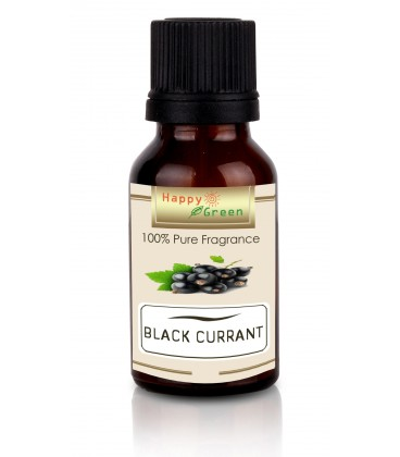 Happy Green Black Currant Fragrance Oil - Aroma Black Currant