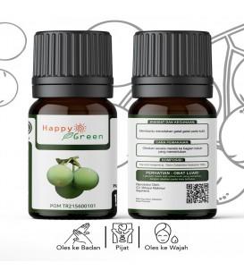 Happy Green Tamanu Oil (30 ml) - Minyak Tamanu Murni 100% Natural