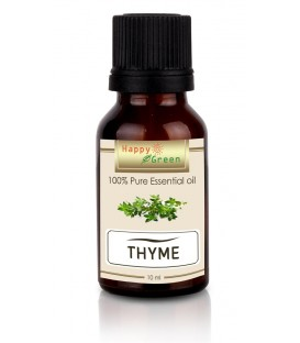 Happy Green Thyme Essential Oil (10 ml) - Minyak Timi
