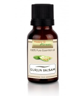Happy Green Gurjun Balsam Essential Oil (10 ml) - Minyak