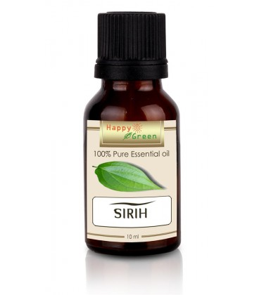 Happy Green Piper Betel Leaf Essential Oil ( 10 ml ) - Minyak Daun Sirih