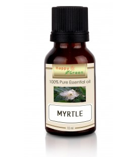 Happy Green Myrtle Essential Oil - Minyak Myrtle 10 ml